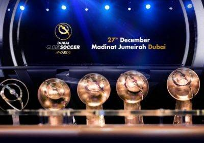 Globe Soccer Awards, футбол премия, футбол